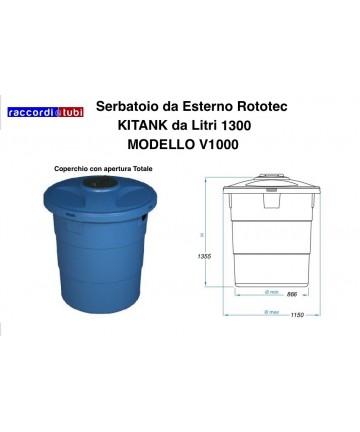 SERBATOIO VERTIC.LT.800...
