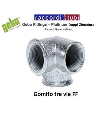 GOMITO FERRO ZINCATO TRE...