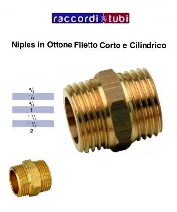 NIPLES OTTONE FILETTO...