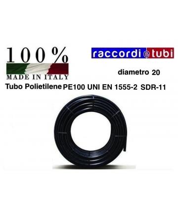 TUBO POLIET.HD PN/16 20...