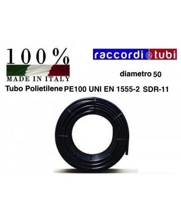 TUBO POLIET.HD PN/16 50...
