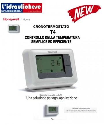 CRONOTERMOSTATO HONEYWELL T4