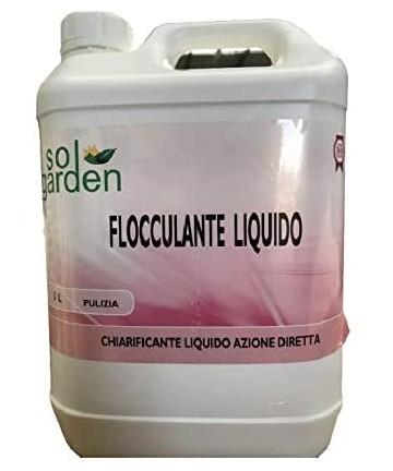 FLOCCULANTE LIQUIDO LT.5