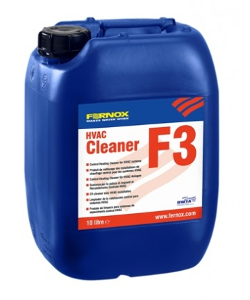 FERNOX F3 CLEANER HVAC LT.10