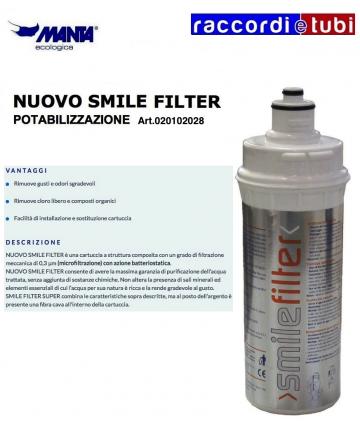 FILTRO RICAMBIO SMILE...
