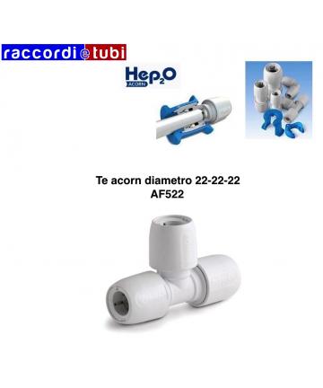 TE ACORN DIAMETRO 22X22X22