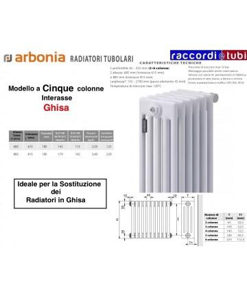 RADIATORE IN ACCIAIO...