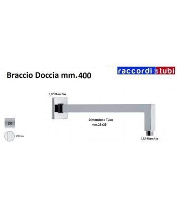 BRACCIO DOCCIA MANTOVA D.25...