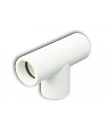 TE PVC BIANC. PER COND.D.21