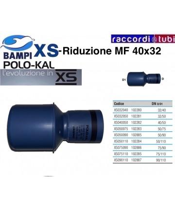 RIUZIONE XS 102280  DN 32-40