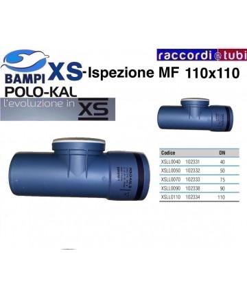 ISPEZIONE XS 102344 DN 110