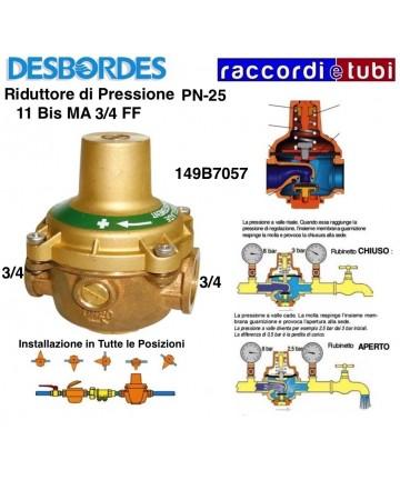 RIDUTTORE DESBORDES 11/BIS...