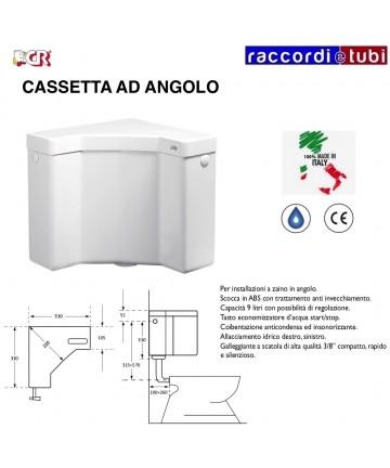 CASSETTA AD  ANGOLO CON...