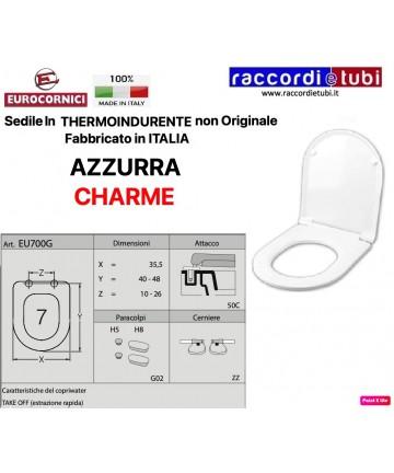 SEDILE PER WC AZZURRA...